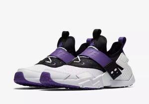 cfd7c4b113c5 Image is loading Nike-Air-Huarache-Drift-Premium-034-Purple-Punch-