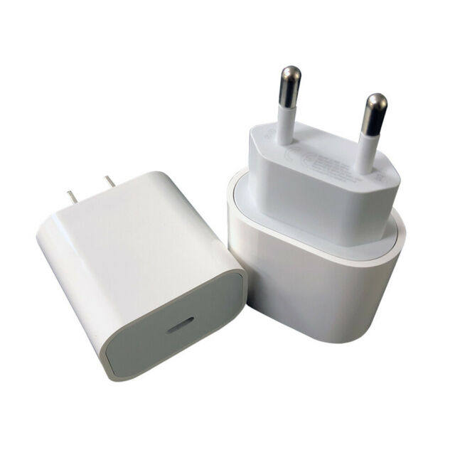 Apple 18w charger USB C Power Adapter OEM Fast for iPhone 11