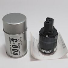 C-004 Official Oyaide IEC Connector made in Japan
