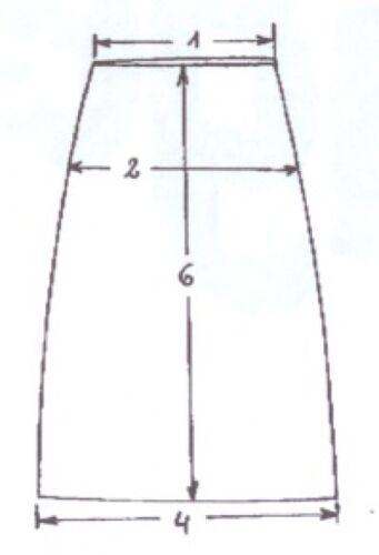 13230 Cybele Südtrikot Halbrock Unterrock Gr 38-56 weiss schwarz puder