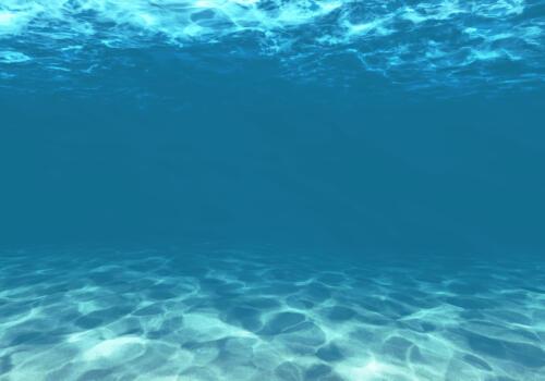Papier peint bleu clair sous l/'eau papiers peints photos la fresque Motif papier peint nappes-TAP