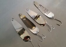 """#33 Bladerunner /""""Sammy Pac/"""" sized like Sutton #33 fishing lures flutter spoons"""