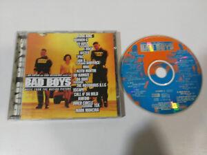 BAD-BOYS-SOUNDTRACK-WILL-SMITH-CD-KMFDM-DIANA-KING-WARREN-G-INI-KAMOZE