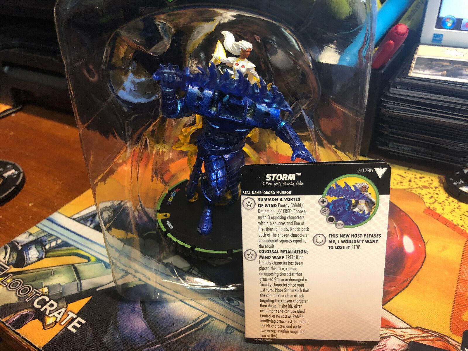 Heroclix X-men aniamted Serie Dark Phoenix Storm g023b Prime