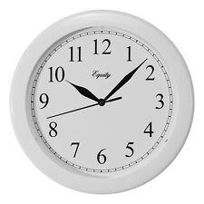 "BBB87283 La Crosse Clock Company 10/"" Analog Night Vision Wall Clock"