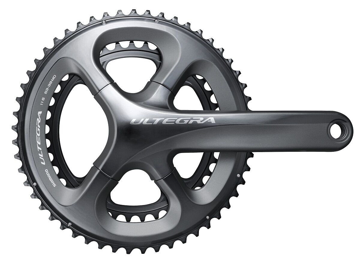 Shimano Ultegra  FC-6800 - Double Road Bike Crankset - 11 speed  online outlet sale