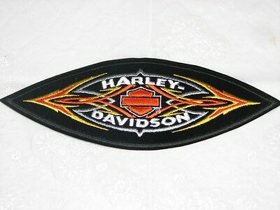 HARLEY DAVIDSON RARE TRIBAL EYE PATCH LG NEW IN PACKAGE