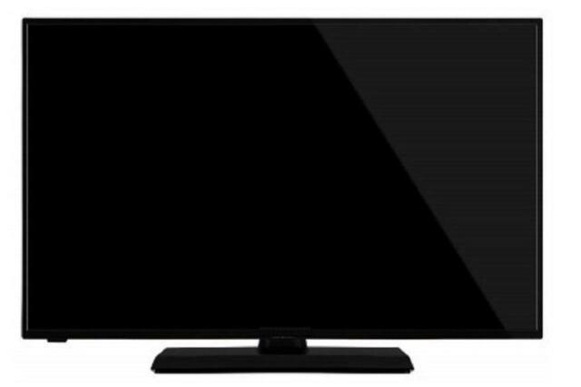 KENDO LED TV 43LED5201 B schwarz, 43 Zoll, Full HD, Triple Tuner, Smart TV, E