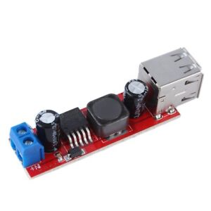 DC-6V-40V-To-5V-3A-Double-USB-Charge-DC-DC-Step-down-Converter-Module-MT