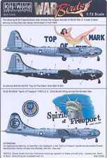 Kits World Decals 1/72 BOEING B-29 SUPERFORTRESS WWII & Korean War