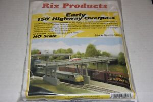 RIX-PIKE-STUFF-EARLY-HIGHWAY-OVERPASS-628-0103-NEW-STORE-STOCK