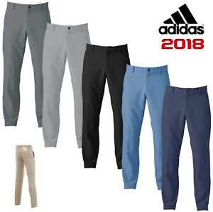 Details about ADIDAS 2018 ULTIMATE 365 MENS 3 STRIPE TAPERED GOLF TROUSERS