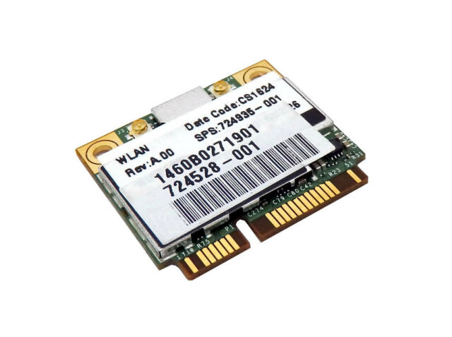HP Mini 1170CM Broadcom WLAN Driver