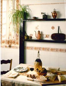 Dettagli su Piastrelle tradizionali in ceramica per CUCINA 20x20 cm BIANCO  - MADE IN ITALY