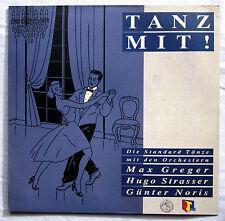 """12"""" Vinyl TANZ MIT! - Standard Tänze - Greger-Strasser-Noris"""