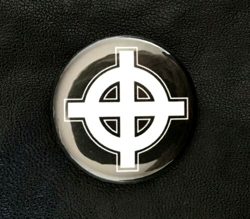 "Celtic Cross Pride RAC 1.25/"" Button"