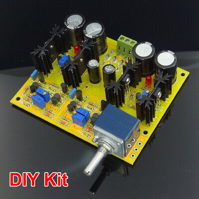 Hifi JC-2 Class A Full symmetry FET preamp CPI parallel PSU preamplifier