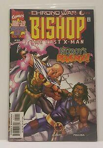 Marvel-12-Bishop-The-Last-X-Man-039-Fitzroy-039-s-Revenge-039-VF-2000