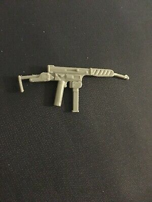 GI Joe g.i Hit /& Run v1 RIFLE machine gun Vtg weapon 1988 accessory