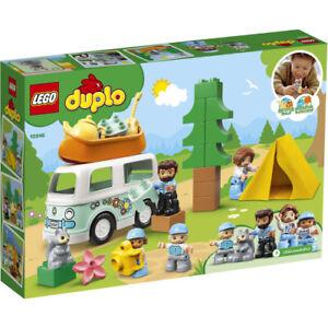 LEGO DUPLO - Family Camping Van Adventure - 10946