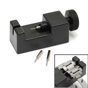 Stiftausdruecker-Stiftaustreiber-Armband-Uhren-Armbandkuerzer-Uhrmacher-Werkzeug-O