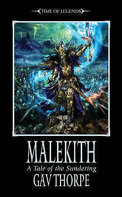 """""""AS NEW"""" Malekith (The Time of Legends), Thorpe, Gav, Book"""