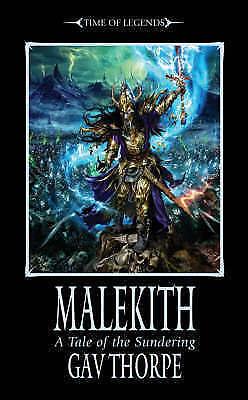 Malekith by Gav Thorpe (Paperback, 2009) - Warhammer Black Library
