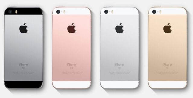 Apple iPhone SE 16GB 32GB 64GB 128GB Verizon AT&T Unlocked Sprint T-Mobile GSM