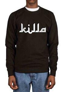 Details about Killa Slogan Sweatshirt Tee HBA Trill Dope Swag Clothing  Tumblr Instagram