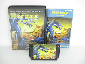 HERZOG-ZWEI-Mega-Drive-Sega-Japan-Game-md