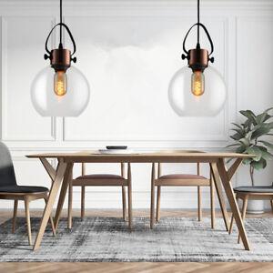 Details About Bar Lamp Kitchen Pendant Light Home Gl Lighting Office Ceiling