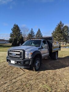 2014 Ford F 550