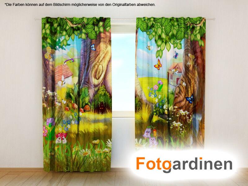 Foto tendine  fiaba  SIPARIO 3d STAMPA FOTOGRAFICA, FOTO-sipario, fatto su misura