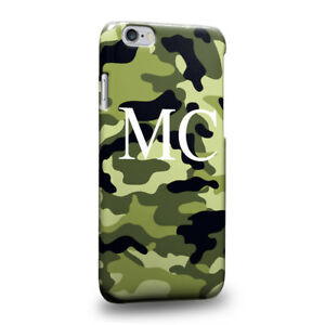 online for sale new high quality fashion styles Details about Personalised Initials Army Camo Camouflage 3D Skin for LG  Google HTC Sony