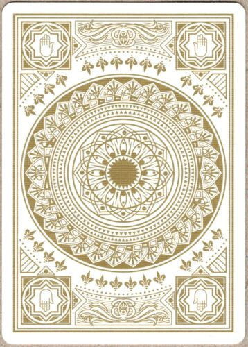 1000 sub#50 Aphelion Playing Cards LPCC New Sealed Limited Edition