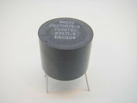 NSN# 5810011355319 0N273629-3 Military Inductor