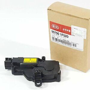 GENUINE Tailgate Door Lock Actuator for 2005-2010 Kia Sportage OEM 957501F020