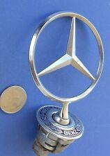 SUPER CLEAN 90s-00s Mercedes-Benz—Hood Ornament Emblem Badge