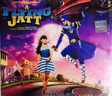 A Flying Jatt - 2016 HINDI MOVIE AUDIO CD / Atif Aslam, Vishal Dadlani, Raftaar
