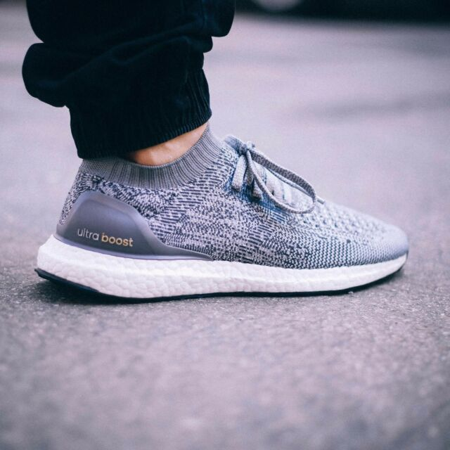 14ced70bc1d2 adidas Ultraboost Ultra Boost Uncaged Grey White PK Bb3898 Men 8 for ...