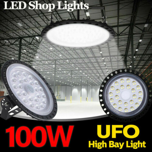 100W 8000lm 96LEDs Flood Light Outdoor Module Cool White Garden Yard Lamp IP65