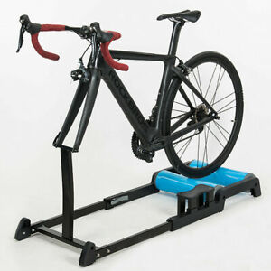 ROCKBROS-Indoor-Cycling-Training-Silent-Bike-Trainer-Cycle-Roller-Trainer-Blue