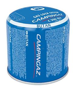 Campingaz GLS Gas Cartridge Blue 190 g