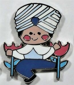 Disney Its A Small World Mystery Box Collection Little Boy From India Pin New Ebay