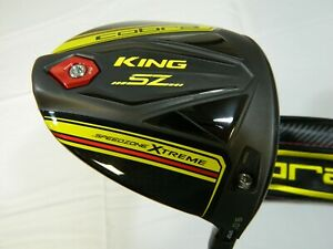 Mint-2020-Cobra-KING-SpeedZone-Xtreme-9-Yellow-Driver-Hzrdus-Smoke-6-0-Stiff