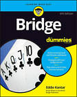 Bridge for Dummies, 4th Edition by Eddie Kantar (Paperback, 2016)