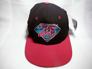 VINTAGE-1994-NFL-FOOTBALL-75TH-ANNIVERSARY-ALL-TIME-TEAM-NEW-ERA-CAP