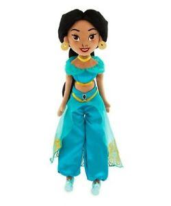 Disney-Aladdin-Jasmine-felpa-suave-juguete-muneca-marca-nuevo-con-etiquetas