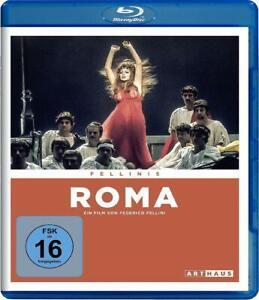 Fellinis-ROM-Fellini-Federico-MASTROIANNI-Marcello-BLU-RAY-NUOVO