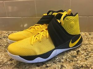 tour yellow kyrie 1 unboxing amp review - HD1600×1200